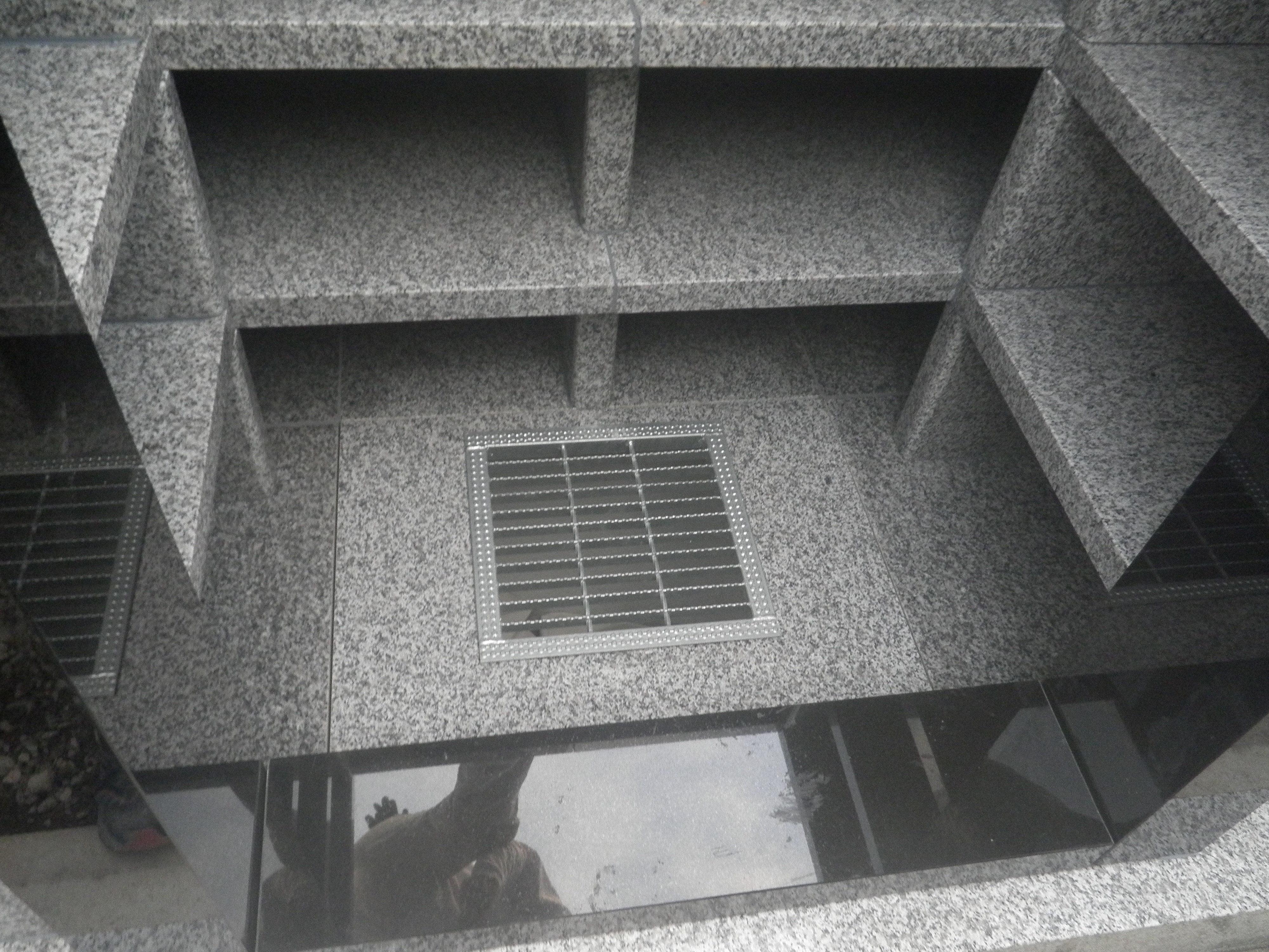 永代供養塔内部